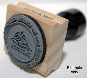 custom wedding stamp wood mounted with handle wd405 australia With postage stamps for wedding invitations australia