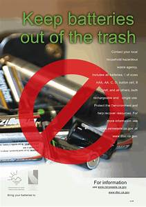 Waste Reduction And Recycling Posters And Stickers