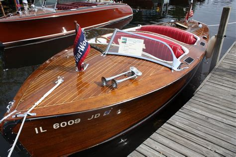 day coverage    geneva lakes boat show classic boats woody boater