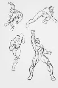 drew  action poses  photoshop action poses male