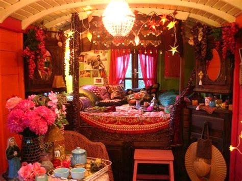 Beautiful Bohemian Interiors Of