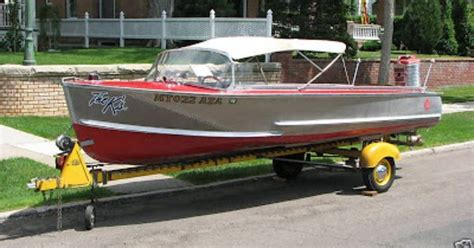 Voyager Aluminum Boats by 57 Crestliner Voyager Aluminum Boats 57 Quot
