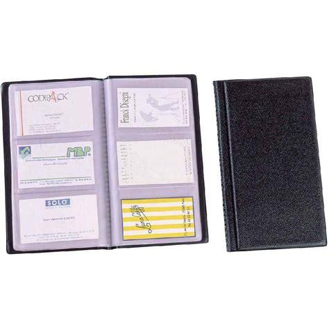 porte carte de visite de bureau porte carte visite alba 120 cdv pvc noir vente de porte