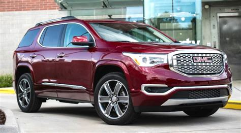 gmc acadia review cars authority