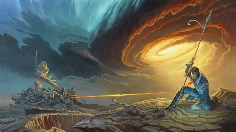 brandon sandersons cosmere universe     big