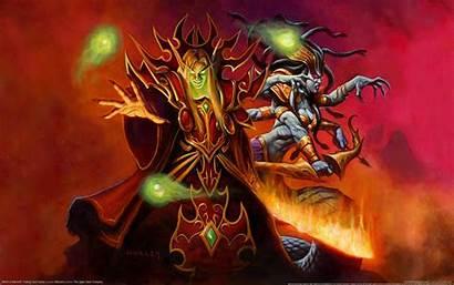 Warcraft Sunstrider Wallpapers Kael Thas Wow Vashj