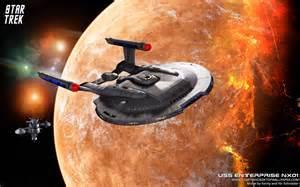 Planet Star Trek Enterprise NX-01