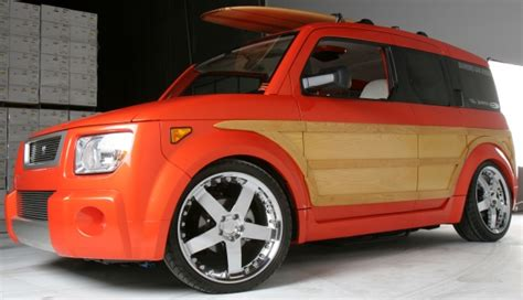 Honda Element Custom Wheels