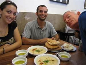 Ben's favorite Bauhaus house - Picture of Israel Food ...
