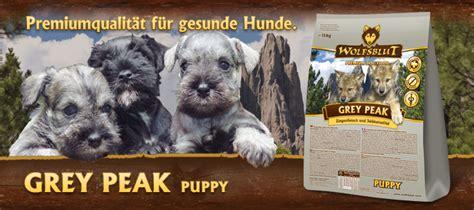 wolfsblut grey peak puppy hundetrockenfutter wolfsblut