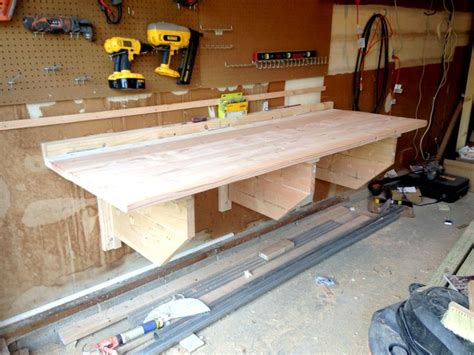how to build a tool bench for garage best 25 folding workbench ideas on diy tools