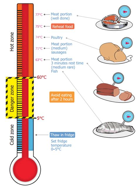 Cooking Temperatures  Nsw Food Authority