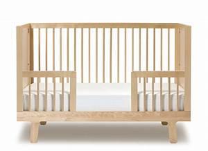 Lit Bois Bebe : kit de conversion sparrow bouleau oeuf nyc pour chambre enfant les enfants du design ~ Teatrodelosmanantiales.com Idées de Décoration
