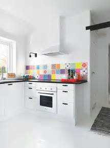 kitchen backsplash ideas 36 colorful and original kitchen backsplash ideas digsdigs