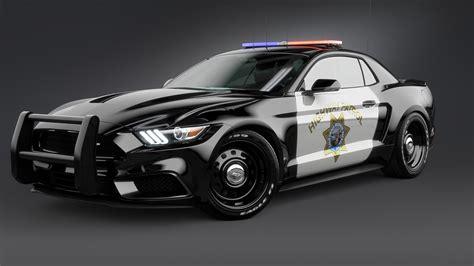 2017 Ford Mustang Notchback Design Police 2 Wallpaper