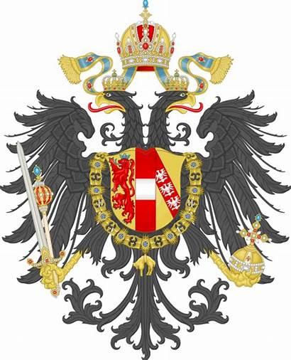 Eagle Arms Coat Headed Double Imperial Austrian
