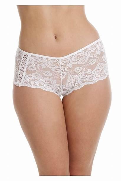 Shorts Lace Boxer Womens Camille Floral Briefs