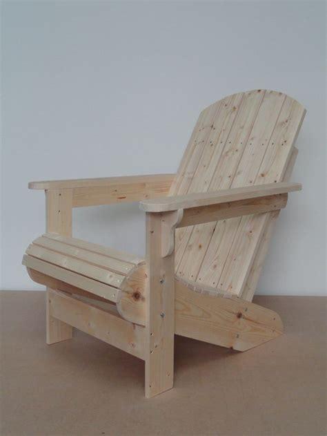 fabriquer une chaise comment faire une chaise de jardin ep03 diy