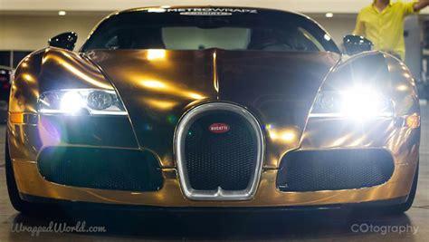 gold chrome bugatti veyron owned  flo rida