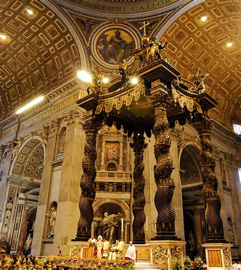 Culture Of Opulence by Pope Says Financial Crisis Shows Money An Illusion