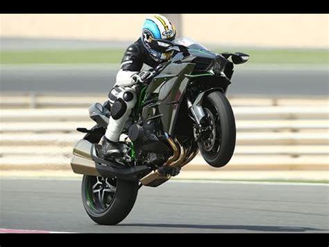 Review Kawasaki H2r by New 2017 Kawasaki Bike H2r World Record In Review