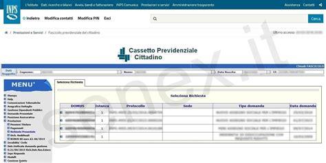 Inps Cassetto Previdenziale by Curiosit 224 E Tutorial Su Informatica Pubblica
