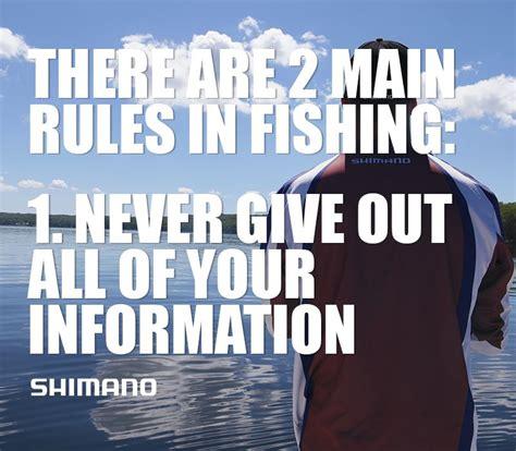 main rules  fishing funny fishing meme