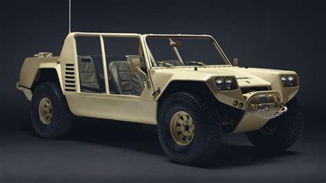 jeep lamborghini lamborghini urus suv traces roots to a feline predecessor