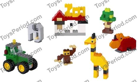 Lego 4408 Animals Set Parts Inventory And Instructions