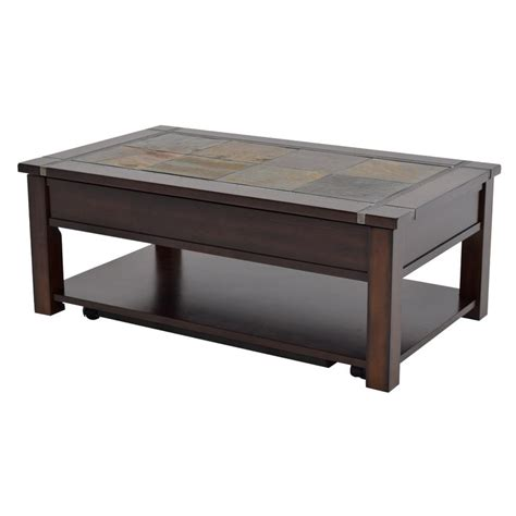 el dorado coffee table roanoke lift top coffee table w casters el dorado furniture