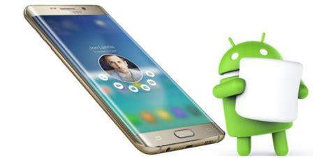 Samsung Geräte mit Update auf Android 60 Marshmallow