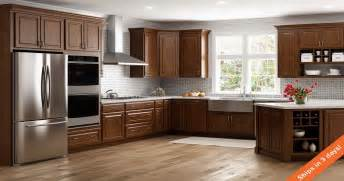 Kitchen Cabinets Home Depot by Create Customize Your Kitchen Cabinets Hton Wall