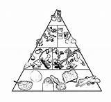 Pyramid Coloring Drawing Pages Getcolorings Printable Getdrawings sketch template