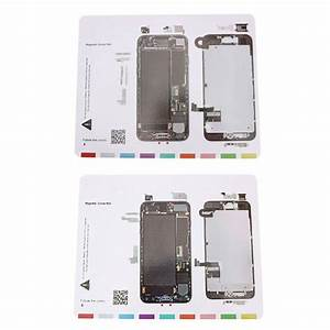 Professional Mobile Phone Repair Tools 25x20cm Magnetic