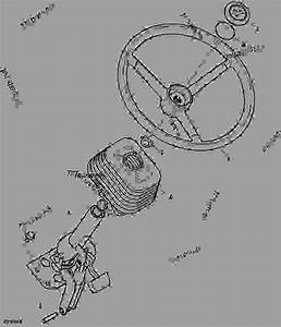 Steering Wheel And Tilt Column