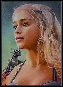 Daenerys Targaryen - Daenerys Targaryen Fan Art (31734612 ...