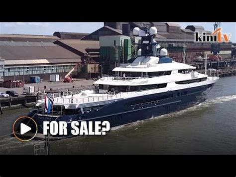 Yacht Jho Low by Jho Low Linked Superyacht In Hong Kong Waters Youtube