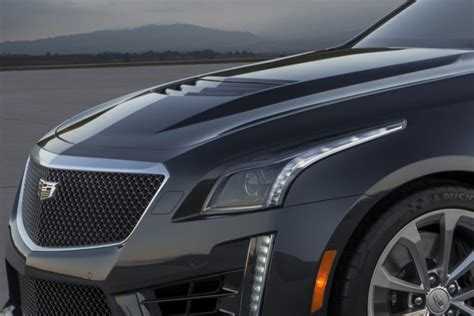 2016 Cadillac Cts-v Is The Most Powerful
