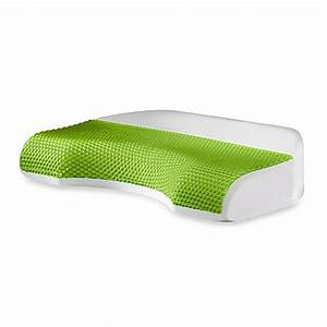 buy comfort revolutionr body cove cooling gel memory With cool gel side sleeper pillow