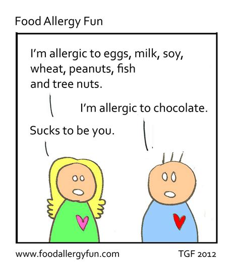 humour cuisine food allergy quotes quotesgram