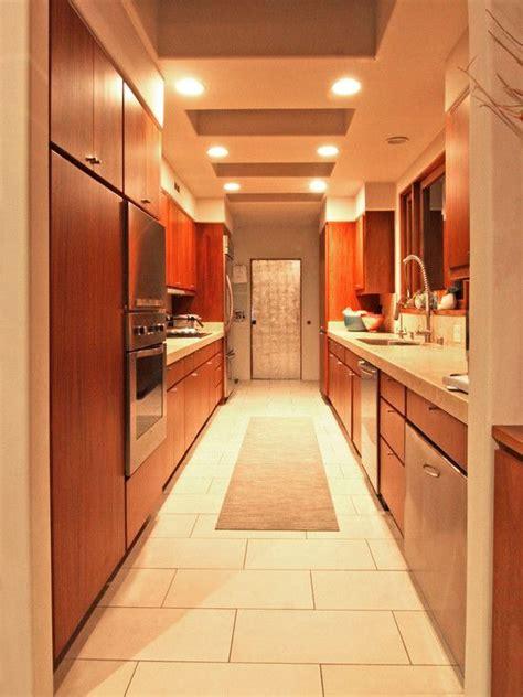 Home, Galley Kitchen Design And Galley Kitchens On Pinterest