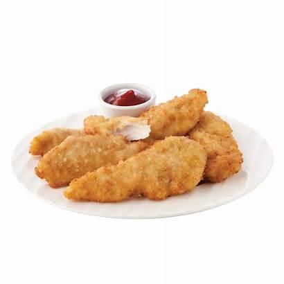 Chicken Goujons Fingers Fingerfood Breaded Ida 1kg