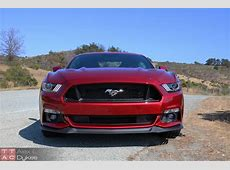2015 Ford Mustang Exterior010 The Truth About Cars