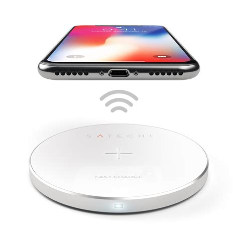 charge 3 0 car charger aluminum wireless charger