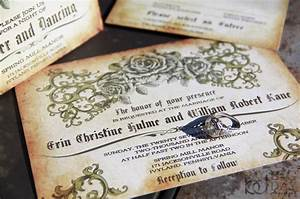 vintage romantic rose wedding invitations antique With wedding invitation designs old rose
