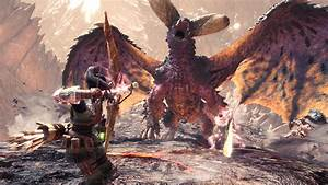 Nueve Minutos De Gameplay Inditos De Monster Hunter World