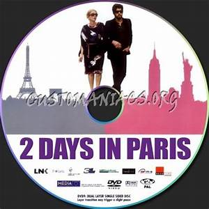 2 Days In Paris dvd label - DVD Covers & Labels by ...