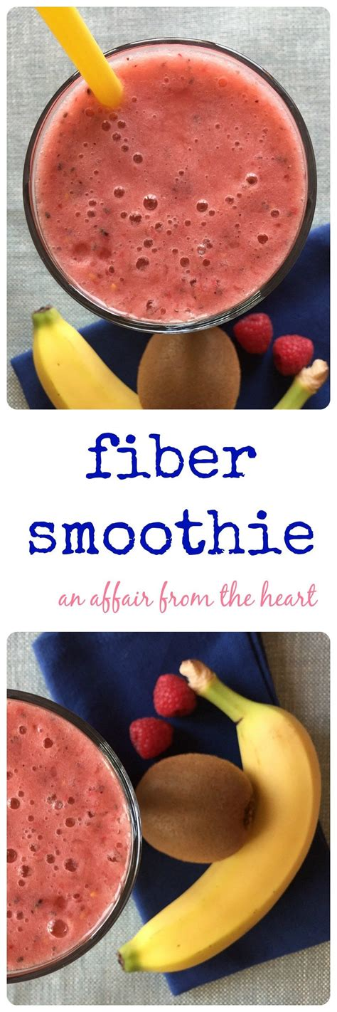 Need new healthy smoothie recipes? Healthy High Fiber Smoothie Recipes For Constipation - The Best High Fiber Smoothies for ...