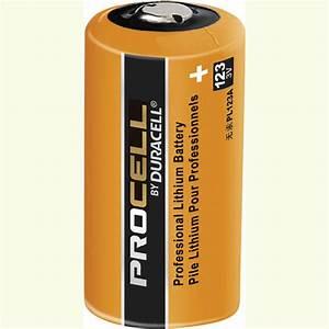 Duracell PL123A 3-Volt Lithium Battery - Kiesub ...