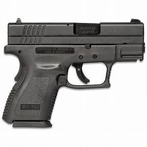 Springfield Armory Xd9 Sub Compact 9mm Semi Auto Handgun 3